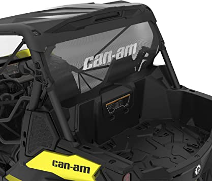 NEW CAN AM DEFENDER REAR BACK WINDOW SHIELD BRP LTD CANAM 800 1000