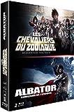 Les Chevaliers du Zodiaque : La légende du Sanctuaire + Albator, corsaire de l'espace [Blu-ray]
