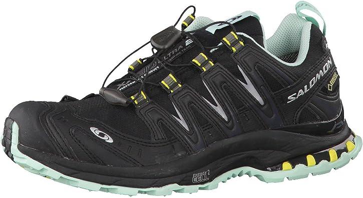 Salomon XA Pro 3D Zapatillas de Correr para Mujer, Color, Talla 43 1/3 EU: Amazon.es: Zapatos y complementos