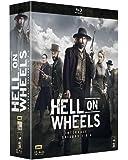 Hell on Wheels - L'intégrale des saisons 1 à 4 [Blu-ray]