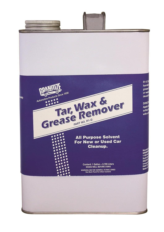 Granitize R-1G Auto Tar, Wax, and Grease Remover - 1 Gallon