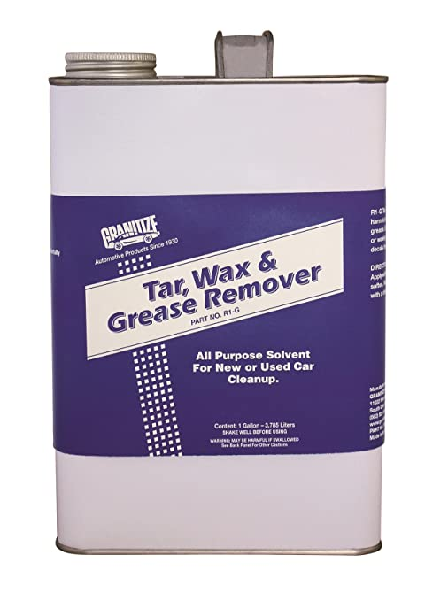 solvent violet 26 amazoncom granitize r 1 auto tar wax and grease remover 1