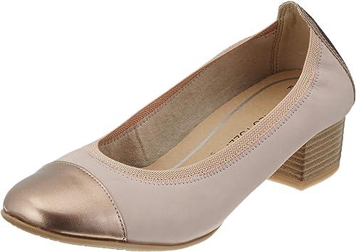 TALLA 40 EU. Marco Tozzi Premio 22307, Zapatos de Tacón para Mujer