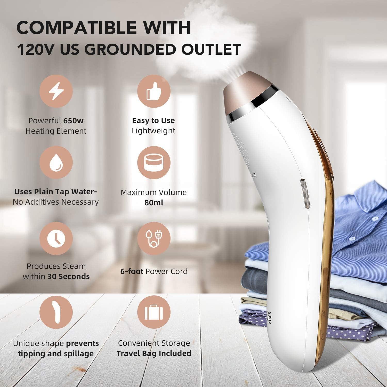 Home Portable Travel Garment Steamer
