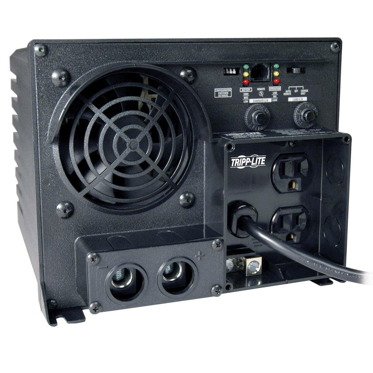 750-Watt Powerverter APS 12-Volt DC 120-Volt Inverter/Charger, 6-Foot Cord
