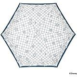 小川(Ogawa) 折りたたみ傘 晴雨兼用日傘 手開き 50cm ディズニー アリス 追いかけっこ 晴雨兼用 UV加工 遮熱遮光加工 はっ水 56065