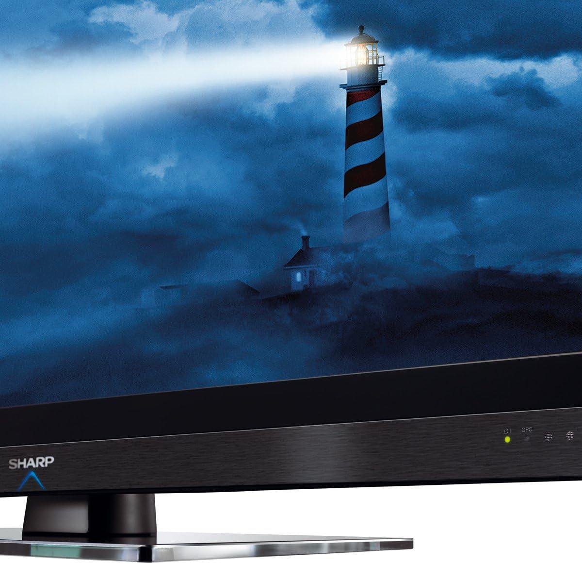 Sharp LC40LE705E - Televisión LED de 40 pulgadas Full HD (100 Hz): Amazon.es: Electrónica