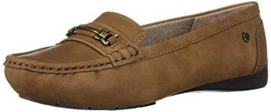 f5ba21696cf LifeStride Women s Vienna Casual Slip On Loafer Driving Style