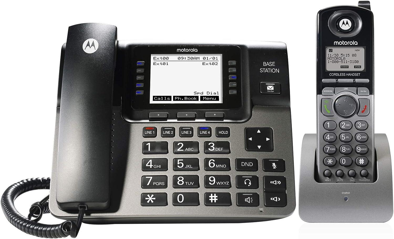 Motorola ML1000 DECT 6.0 Expandable 4-line Business