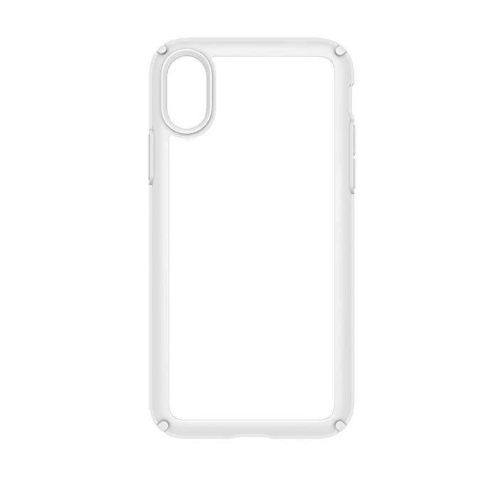 8ecfdffeed Speck Products Compatible Phone Case for Apple iPhone XS and iPhone X, Presidio  Show Case