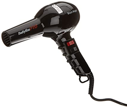 BaByliss PRO - Secador de pelo Black Magic