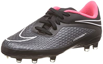 purchase cheap 2a0d1 c7729 Nike Unisex Black, Hyper Punch, White, Noir, Noir and Hyprpc Sports Shoes
