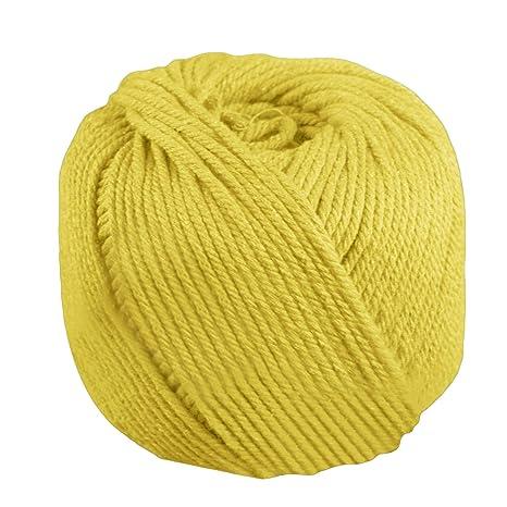 170 mx 4 mm cuerda de algodón para tejer cuerda de bricolaje Bohemia  macrame decoración de 9a0b52dde08