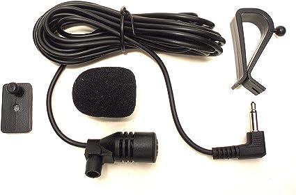 Microfono per autoradio Alpine Bluetooth vivavoce jack 3,5 mm