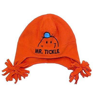 c21f629717f Mr Men Boys Mr Trickle Winter Fleece aBeanie Hat Age 1-2 Years Dark Orange   Amazon.co.uk  Clothing