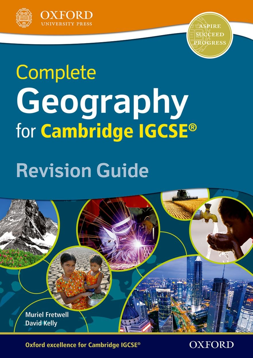 Complete geography for Cambridge IGCSE. Revision guide. Per ...