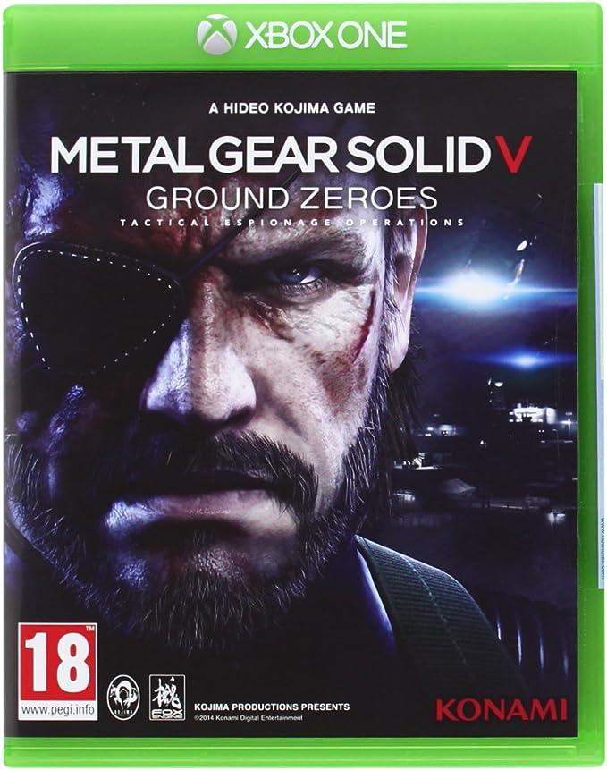 Metal Gear Solid V: Ground Zeroes: Amazon.es: Videojuegos