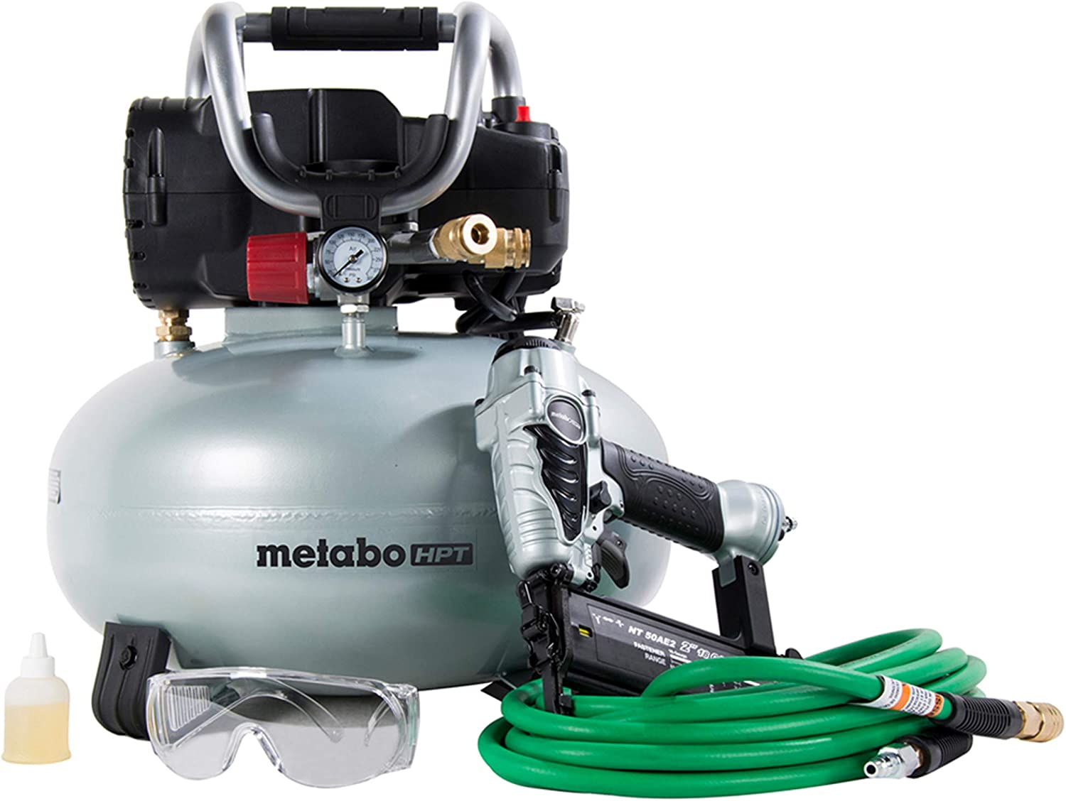 metabo air compressor KNT50AB