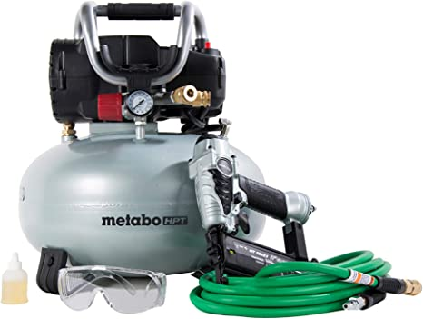 Compresor de aire para Pintar Kit - Metabo HPT