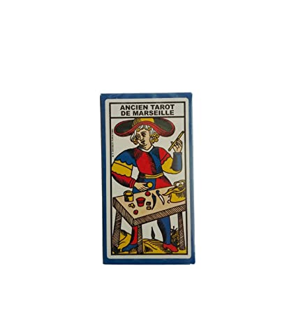 Tarot de Marsella mini: Amazon.es: Hogar