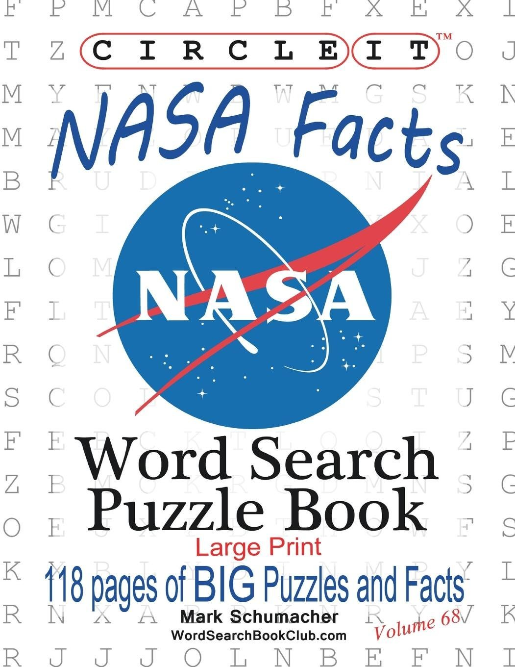 Download Circle It, NASA Facts, Large Print, Word Search, Puzzle Book ebook