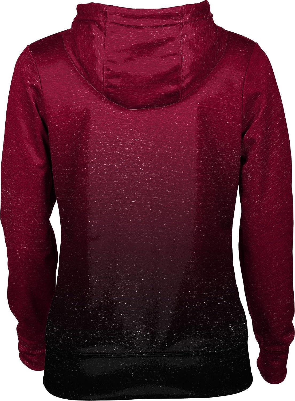 Girls Pullover Hoodie Park University MO School Spirit Sweatshirt Ombre