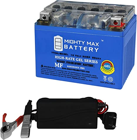 YTX5L-BS Sealed Maintenance-Free Battery 12V SMF For KTM 250 XCF 0-2011