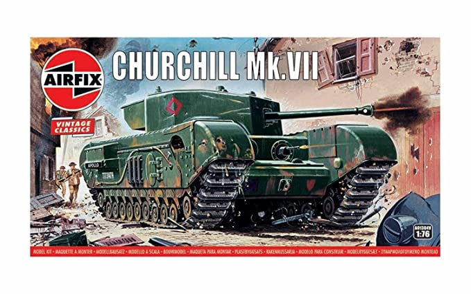 Amazon.com: Airfix Quickbuild A01304V Air fix Vintage ...
