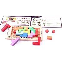Learning Toys Ahşap Katamino Oyunu