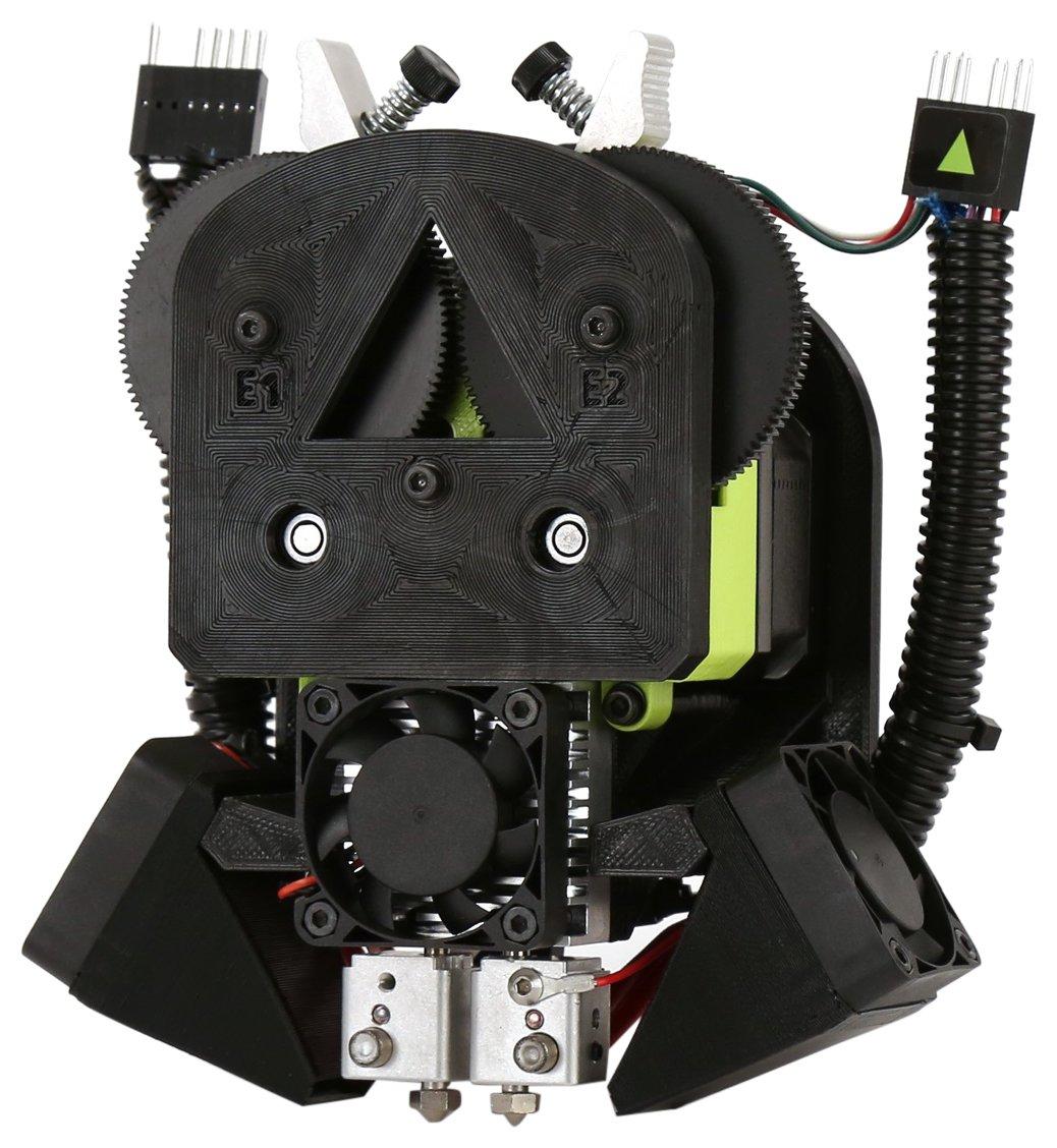 alephobject kt-cp0127 3d impresora extrusor: Amazon.es: Industria ...