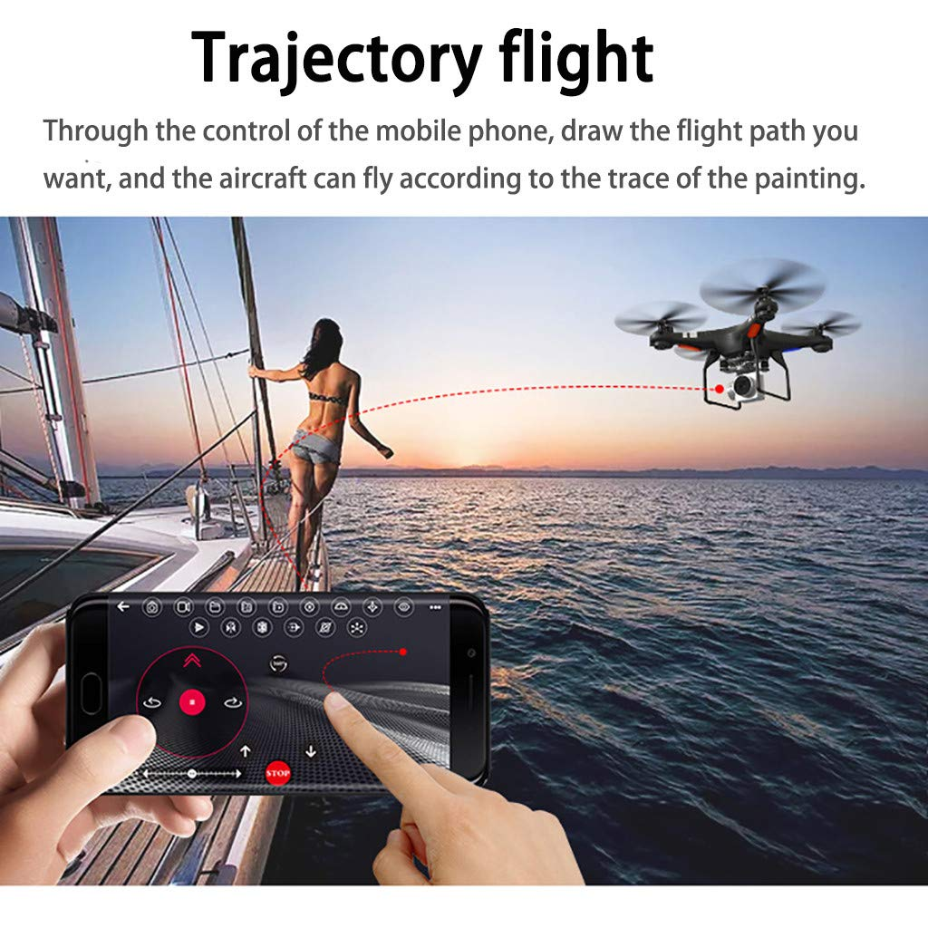 Uav Drone -TianranRT X52 Drone Hd Ajustable 1080P 5Mp Hd Quad Hdf ...
