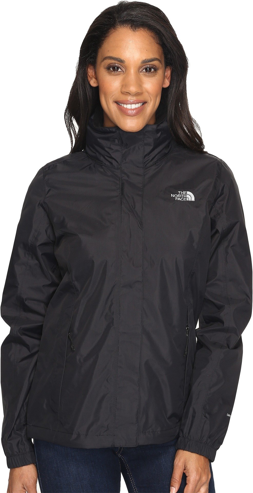 The North Face Womens Resolve 2 Jacket TNF Black - XL