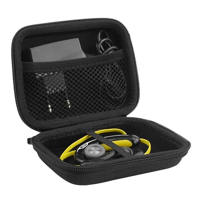 Deportes inalámbrica Bluetooth auriculares funda de transporte, para Jabra, Sony, Powerbeats, Jaybird, iSport/entrenamiento A prueba de sudor ...