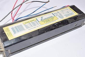 Advance Transformer Co REL-2P59-S-RH-TP Instant Start Electronic Ballast 120V