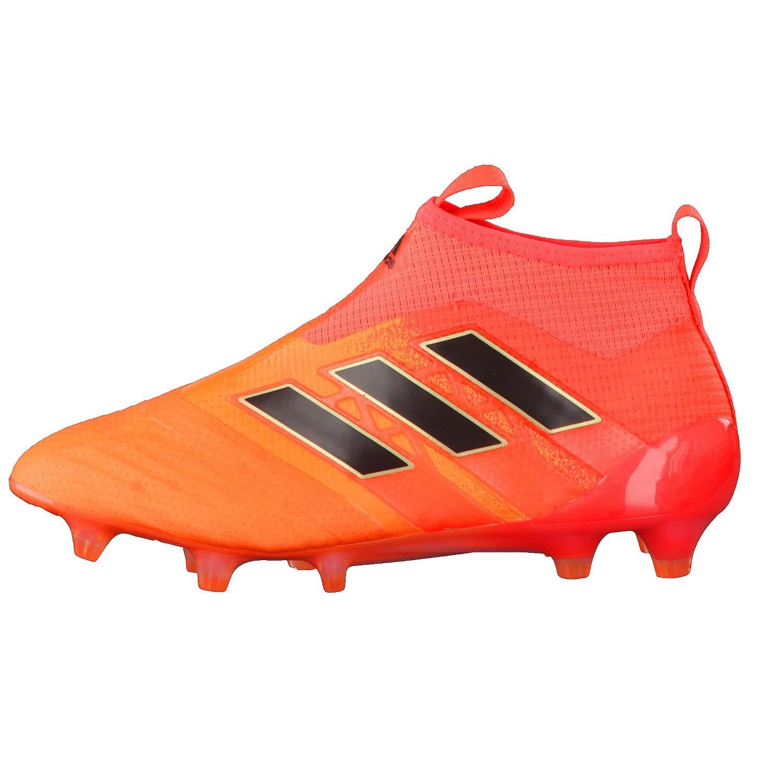 ee70d277b772 Amazon.com: adidas Performance Boys ACE 17+ PURECONTROL J FG Soccer Boots -  5: Sports & Outdoors