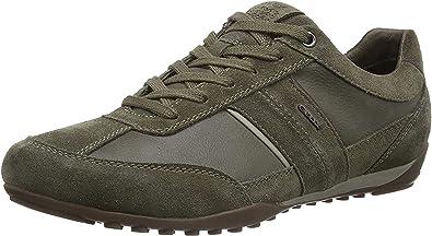alma Modernización Almacén  Geox U Wells C, Zapatillas para Hombre: Amazon.es: Zapatos y complementos