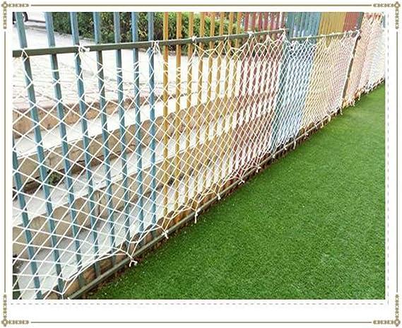 Size : 1 * 9m 3 * 29ft Stair Anti-Fall Net Anticorrosive Nylon Rope Net Fence Net 1x4m Cat Net Child Safety Net Cargo Net Balcony Protective Net Climbing Net