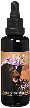 Robert Franz Vitamin D 3 Tropfen, 50 ml