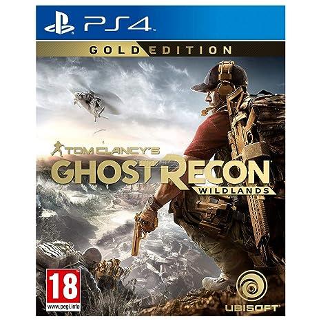 Buy Tom Clancy's Ghost Recon: Wildlands - Gold Edition (PS4