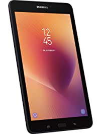 Samsung Galaxy Tab A 8.0in 16GB, Wi-Fi Tablet - Black (Renewed)