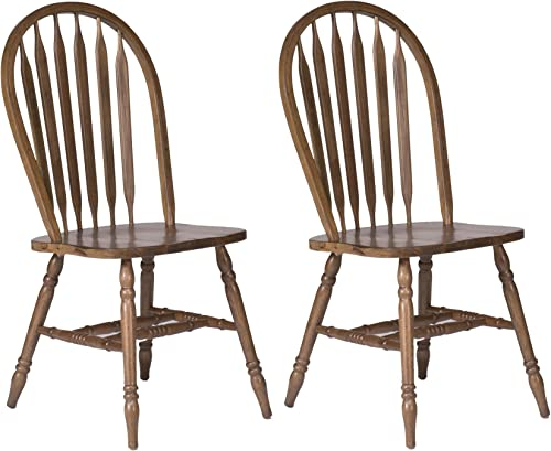 Liberty Furniture Industries Carolina Crossing Set of 2 Dining Chairs