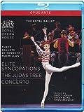 Elite Syncopations/The Judas Tree/Concerto - Drei Ballette von Kenneth MacMillan [Blu-ray]