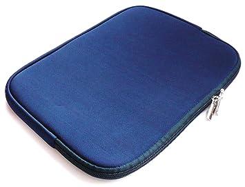 Emartbuy® Azul Water Neopreno Resistente Caso Zip Soft Case ...