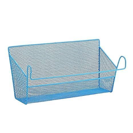 Amazon.com: Loneflash - Cesta de estante para oficina ...