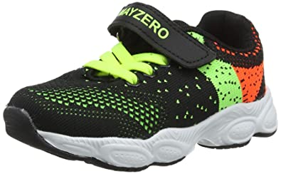 promo code a3bac 6c380 Image Unavailable. Image not available for. Color  MAYZERO Kids Tennis  Shoes Breathable Running Shoes Walking Shoes Fashion Sneakers for Boys and  Girls