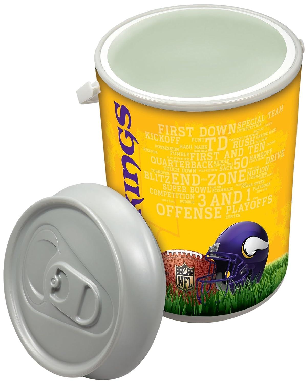人気TOP NFL NFL Insulated Can Mega Can L Cooler、18.93 L B007L17478, 歩 AYUMI HANDICRAFT:47aff5cb --- arianechie.dominiotemporario.com