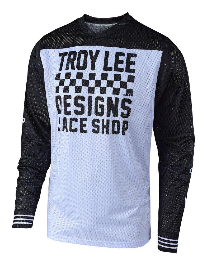 Troy Lee Designs GP Air Raceshop Jersey (White, XX-Large)