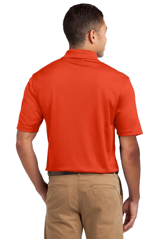 Sport-Tek Mens Tall Dri Mesh Polo