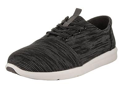 cabf8c25d94 TOMS Men s Del Rey Black Multi Casual Shoe 8 Men US