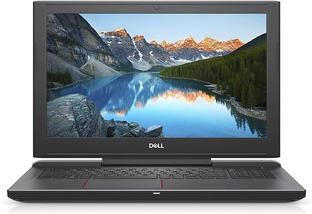 "Dell G5587 G5 15 5587 Laptop: Core i5-8300H Processor, 16GB RAM, NVidia GTX 1060, 256GB SSD+1TB HDD, 15.6"" Full HD (Red)"
